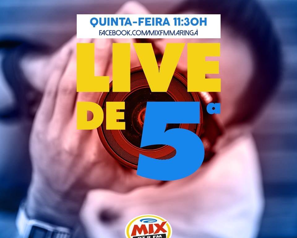 LIVE DE QUINTA