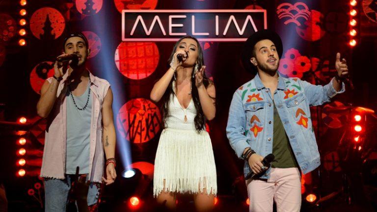 Melim em Maringá | 05 de abril - MIX Rádio Oficial