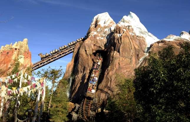 Expedition Everest, Walt Disney World, EUA