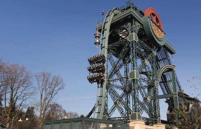 Baron 1898, Efteling Theme Park Resort, Holanda