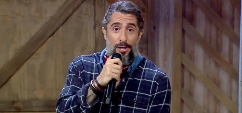 Mion estreou como apresentador de A Fazenda na décima temporada do reality: sucesso