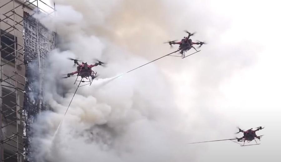 Google-vai-usar-drones-para-combater-incendios