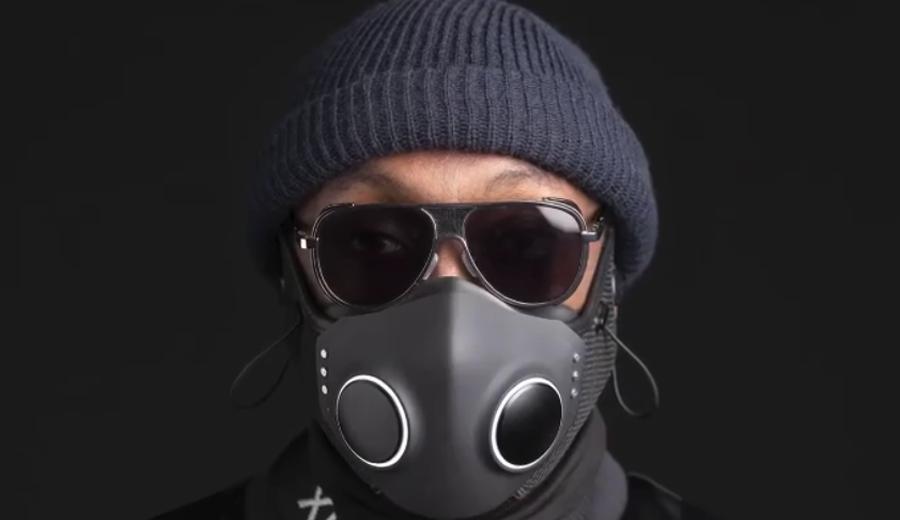 William-lanca-Xupermask-uma-mascara-inteligente-que-ajuda-no-combate-a-Covid-19